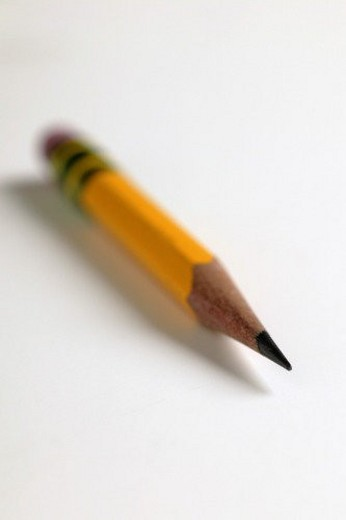 Stock Photo: 4029R-166966 Pencil