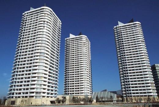 Landmark Tower : Stock Photo