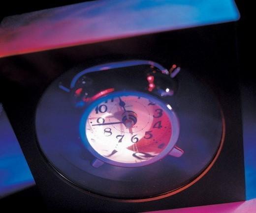 analog, appearance, alarm clock : Stock Photo