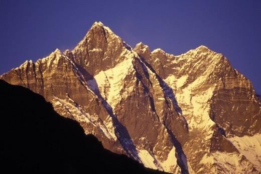 Mountain range : Stock Photo