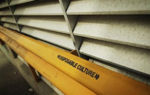 Environmental message : Stock Photo