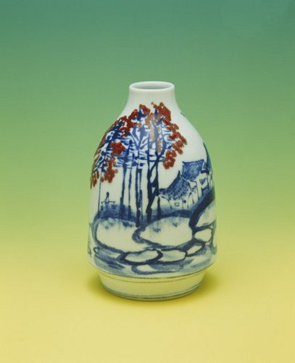 Stock Photo: 4029R-182454 Porcelain, Hong Village, Yi County, Anhwei