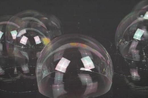 Stock Photo: 4029R-188453 transparent, background, liquid, clean, soap bubble, bubble