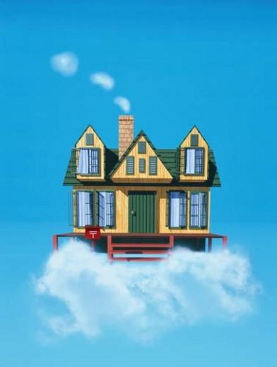 House image : Stock Photo