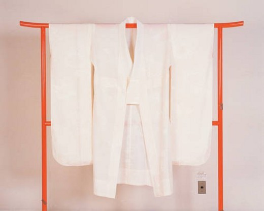 ethnic, clothes, costume, kimono, japanese, film : Stock Photo