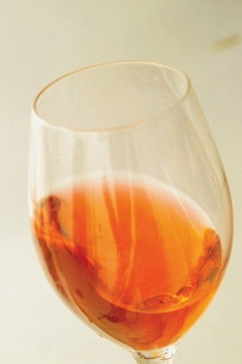 Close-Up, Day, Drink, Glass, Half Full : Stock Photo