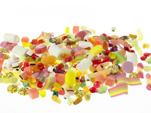 Food - Assorted Sweets : Stock Photo