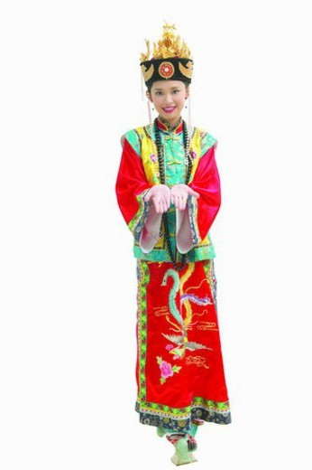 Stock Photo: 4029R-212193 China, Clipping Path, Chinese Ethnicity, Chinese Culture, Asian Ethnicity