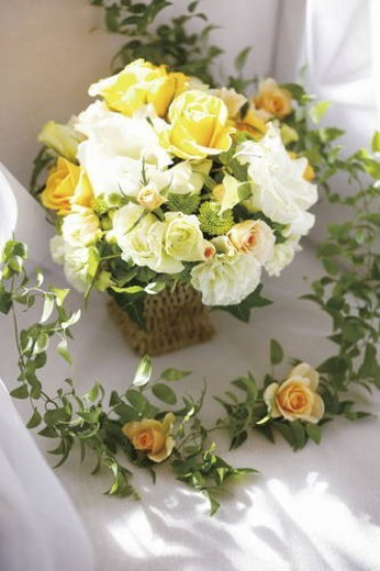 Stock Photo: 4029R-213267 Flower arrangement