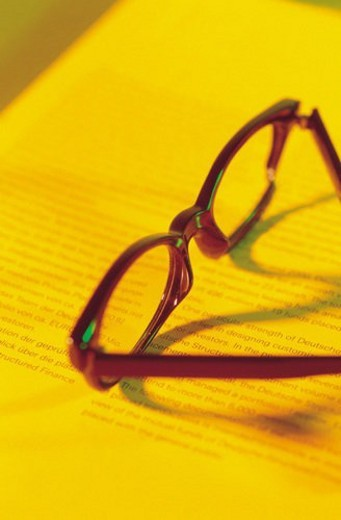 Stock Photo: 4029R-22168 eyesight, Thing, magnifying glass