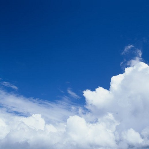 Stock Photo: 4029R-225236 Clouds