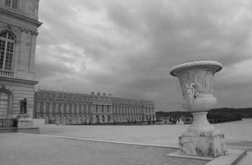 Chateau de Versailles, France : Stock Photo