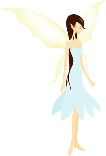 Stock Photo: 4029R-230619 people, one person, person, wings