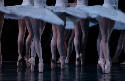 Stock Photo: 4029R-241990 Ballet - Live Performance