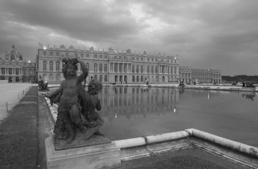 Chateau de Versailles, France : Stock Photo