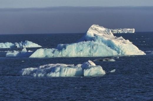 Stock Photo: 4029R-251937 Water, trip, Ice, Sea, Landscape, Space, Adventure