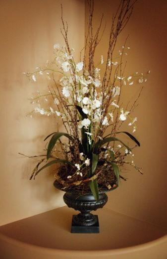 Stock Photo: 4029R-262375 Flower vase