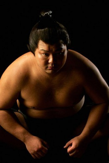 Sumo wrestler : Stock Photo