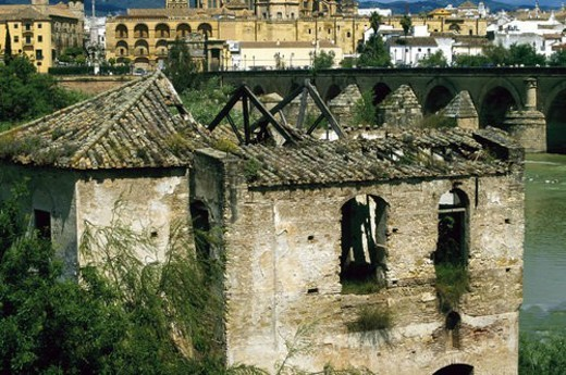 Stock Photo: 4029R-306684 Spain, Andalucia, Andalusia, Cordoba, City, Town, Architecture