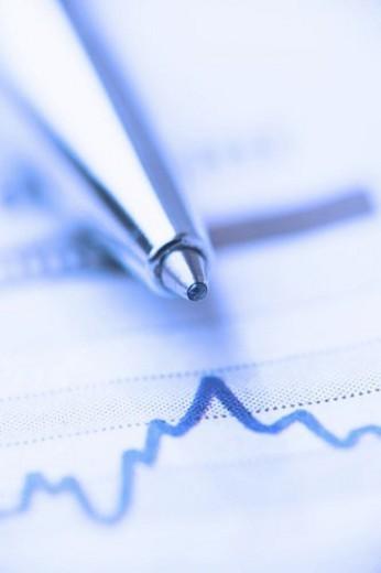 Stock Photo: 4029R-320068 profits, indicators, bookkeeping, commutation, balance, seal, business