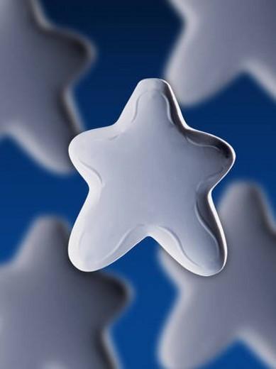 Stylized stars : Stock Photo