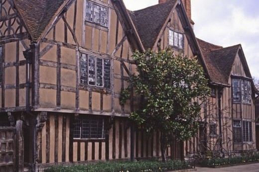 Stratford-upon-Avon, UK : Stock Photo