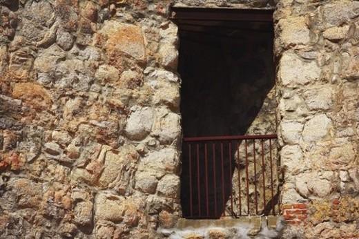 Stock Photo: 4029R-343905 Stone entrance