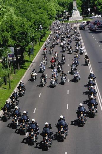 Stock Photo: 4029R-351354 Sport, Motor, Motorbike, Motorbikes, Motorbike sport, Motorbike sports, Bike