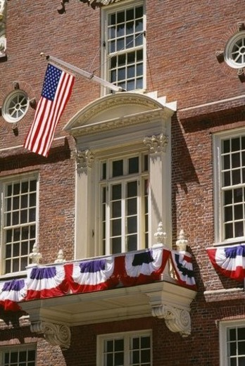 Old State House in Boston, Massachusetts : Stock Photo