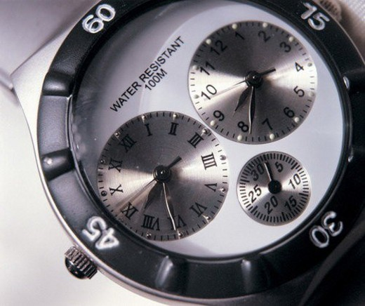 close-up, strap, watch, background, dial, analog : Stock Photo