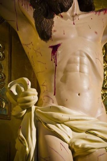 Stock Photo: 4029R-363852 The crucifixion