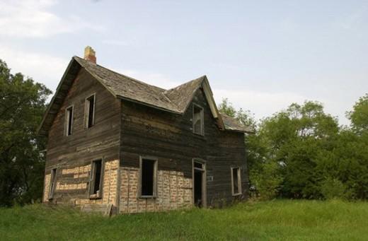 Manitoba Prairie Scenes : Stock Photo