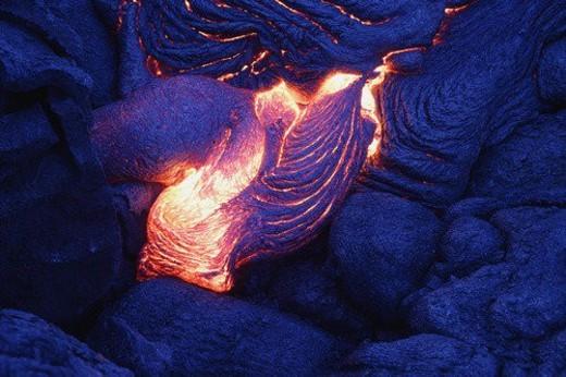 Stock Photo: 4029R-375672 Lava