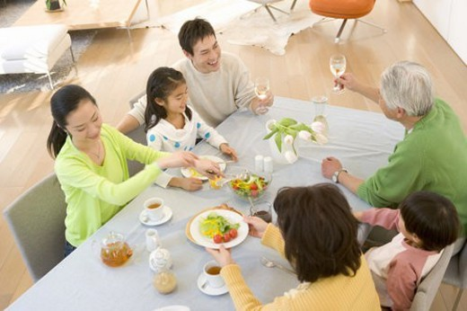 Family Image : Stock Photo