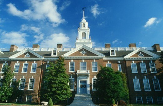 Stock Photo: 4029R-394422 State Capitol of Delaware, Dover