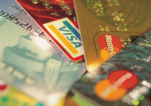 credit card, money, light, shadow, indoor, cash, business : Stock Photo