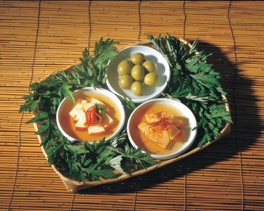 Stock Photo: 4029R-397016 korea culture, food, korean cuisine, korean food, cuisine, fruit