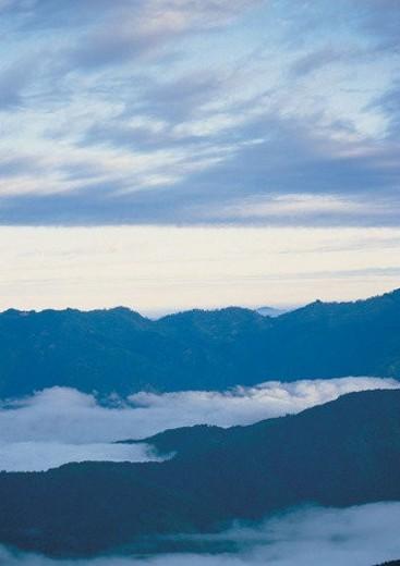 scenery, daytime, light, sky, cloud, mountain : Stock Photo