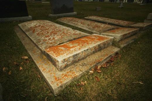 Graves : Stock Photo