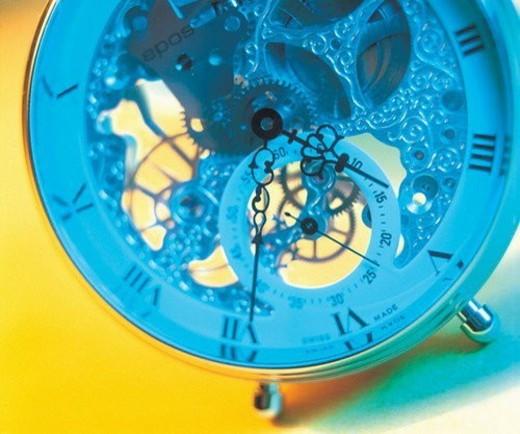 Stock Photo: 4029R-423794 analog, appearance, alarm clock