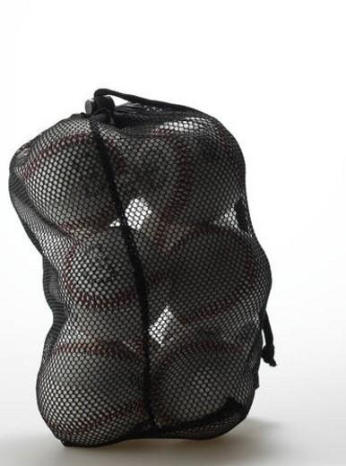 Stock Photo: 4029R-42951 Bag of Basketballs