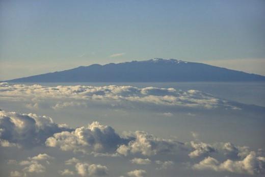 Stock Photo: 4029R-431258 Haleakala National Park in Maui, Hawaii.