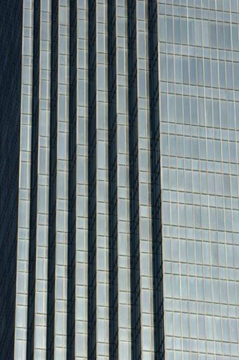 City Building Close-up : Stock Photo