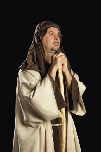 joseph, father of jesus : Stock Photo