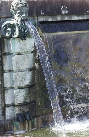 Stock Photo: 4029R-441617 Chateau de Versailles, France