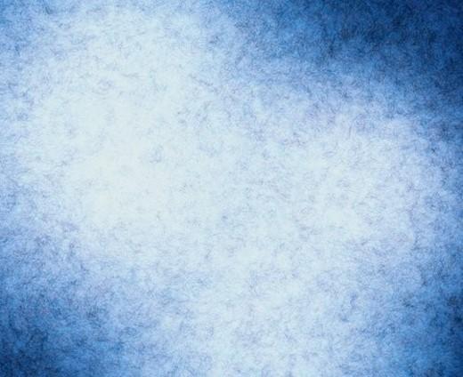 Stock Photo: 4029R-443142 Blue Dappled Pattern