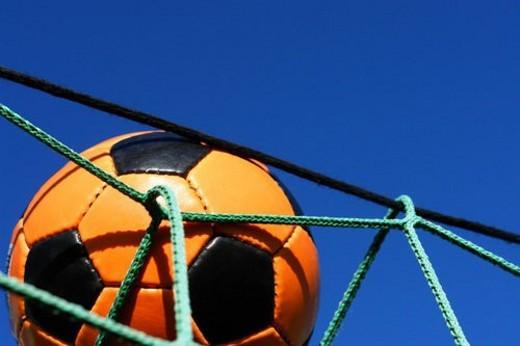 ball, dribbeln, foosball, grass, division, master : Stock Photo