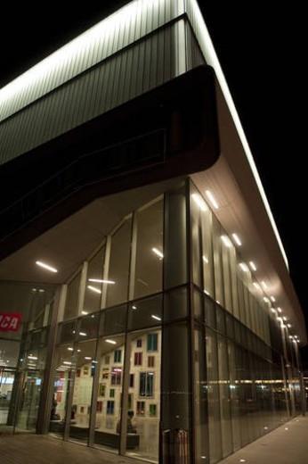 Institute of Contemporary Art : Stock Photo