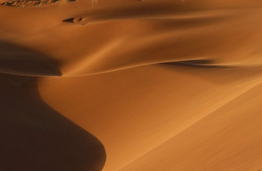 Stock Photo: 4029R-66582 Sand Dunes of Sossusvlei - Namib desert, Namibia