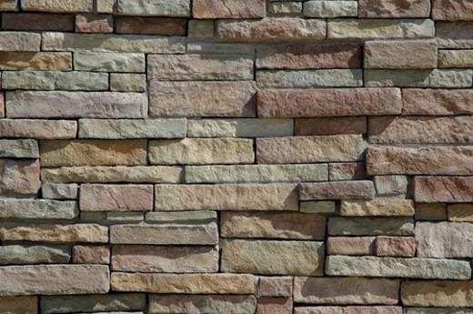 Brick work : Stock Photo